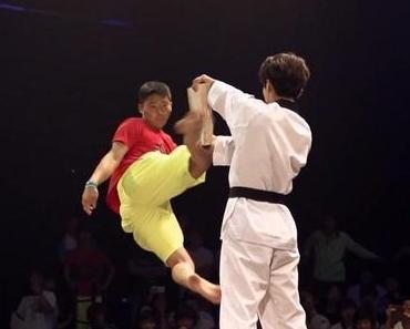 Red Bull Kick It 2013 – Tricking battles and extreme Taekwondo