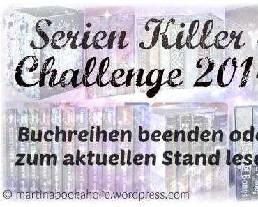 [Challenge] Serienkiller 2014: Buchreihen beenden