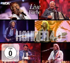 Höhner live und in Farbe auf Novembertour