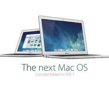 """Apple beginnt Entwicklung von OS X 10.10 """"Syrah"""" und iOS 8"""