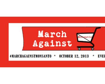 Occupy Monsanto: Weltweiter Protest am 12.10.2013 – 300 Demos geplant