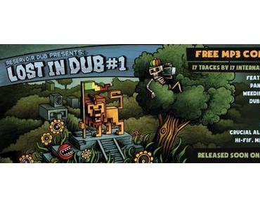 Reservoir Dub presents: Lost in Dub #1 (free Creative Commons MP3 Compilation)