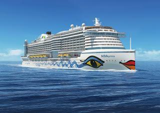 AIDA Cruises: Neues Konzept, Neue Schiffe, Neuer Namen - AIDA Prima