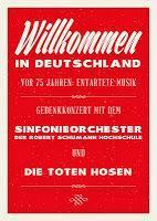"""""""Willkommen in Deutschland"""" - Gedenkkonzert: DTH meets Sinfonieorchester"""