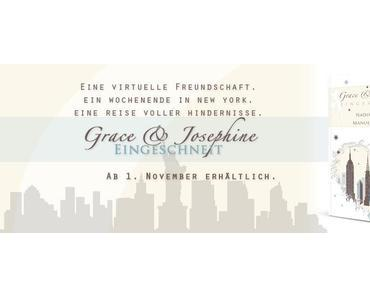 Grace & Josephine – Eingeschneit – Nadine Dela und Manuela Inusa