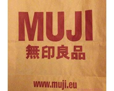 Muji Acrylbox - neue Pinselaufbewahrung