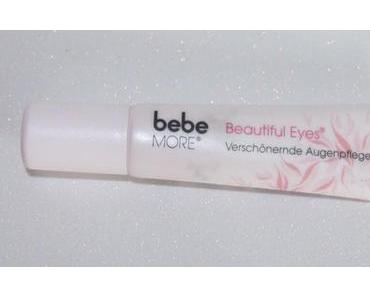 Quickreview: bebe MORE- Beautiful Eyes