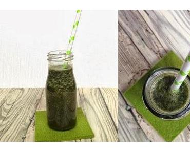 detox tag 5 // grüner smoothie & mybod-e.de