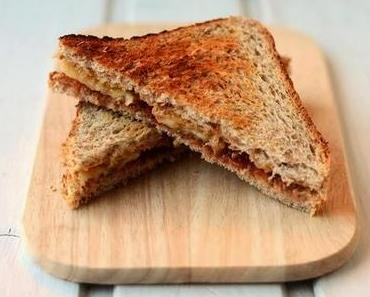 Der perfekte Seelenstreichler: P.B.J.-Sandwich
