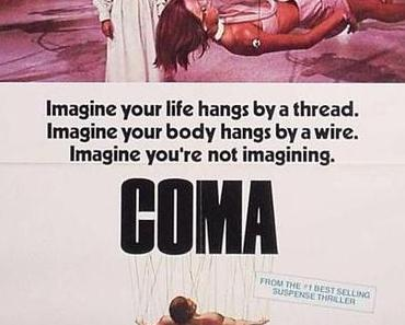 Review: COMA - Operation gelungen, Patient tot.