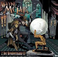 Hörspielbesprechung: Wayne McLair 02 - Der Revolvermann (Teil 1)