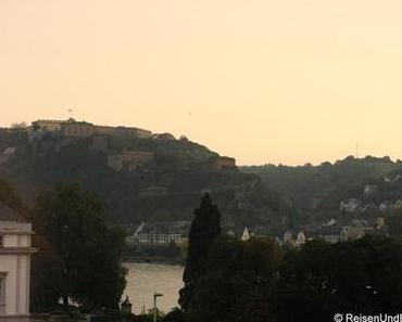 Mein erstes Mal: Reiseblogger-Treffen in Koblenz