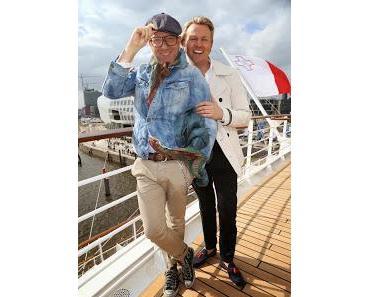 Fashion Show auf hoher See: Thomas Rath präsentiert neue Kollektion auf der EUROPA 2