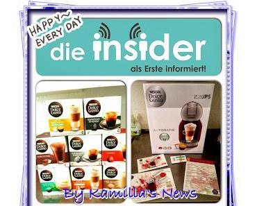Die neue Nescafe Dolce Gusto Krups Minime - Test von die Insider