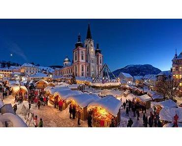 Mariazeller Advent 2013 öffnet am 29. November seine Pforten