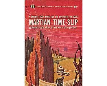 Martian Time Slip: Verfilmung des Roman von Philip K. Dick geplant