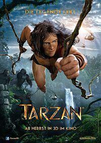 """Neuer Trailer zu """"Tarzan"""""""