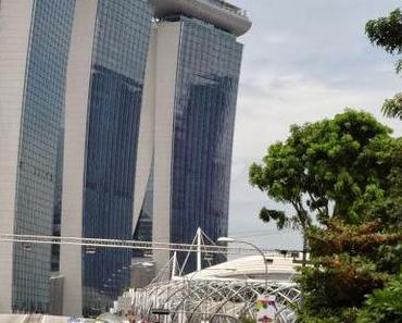 ...nur fliegen ist schöner: Meine Singapur Tipps