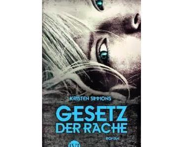 Book in the post box: Gesetz der Rache