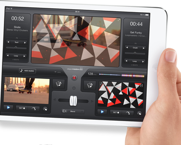 iPad mini 2 präsentiert: Retina-Display, 64-Bit, A7-Prozessor, 5MP iSight, Dual-Mics