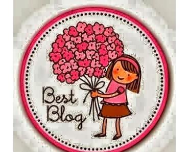 24.10.13 - Best Blog - Award