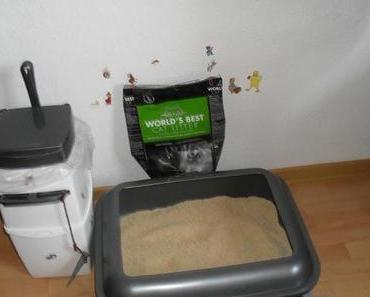 Fortsetzung: World's Best Cat Litter