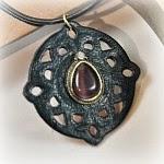 DIY leather jewellery - Lederschmuck selbermachen