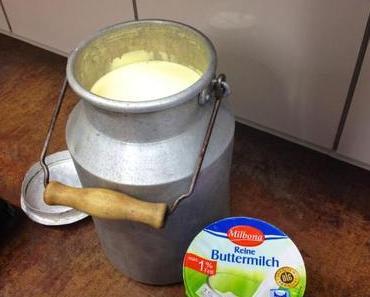 DIY Hüttenkäse veredelt zu Ungarischen Quarknudeln