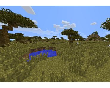 Groß, größer, Minecraft 1.7