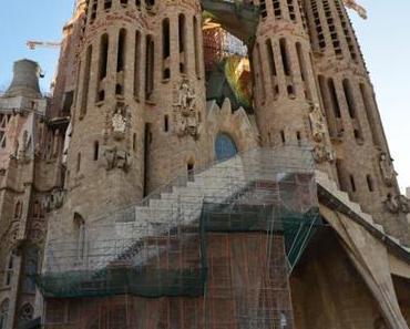 La Sagrada Familia – meine persönliche Challenge