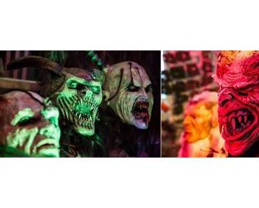1. Krampus- und Perchtenmaskenausstellung in Mariazell – Fotos