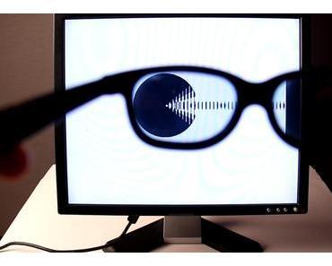 Monitor vor NSA Überwachung sichern