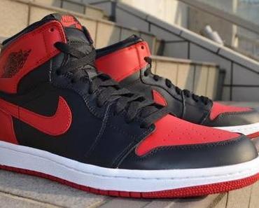 """Nike Air Jordan 1 Retro High OG """"Bred"""""""