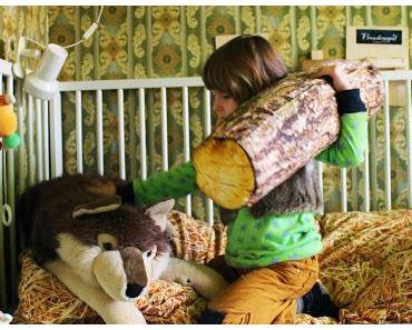 Baumstamm für Kinderzimmer