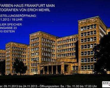 Idstein: Erich Mehrl — IG-Farben-Haus
