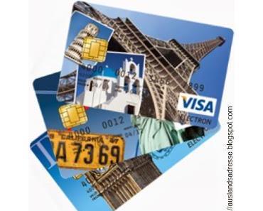 Anonyme Kreditkarte - oder eine Kreditkarte mit dem Namen Ihrer Wahl