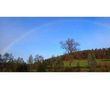 Nachwirkungen (2) mit Regenbogen