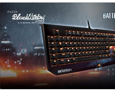 Battlefield 4: PC-Zubehör im Battlefield 4 Design von Razer jetzt auch bei Saturn