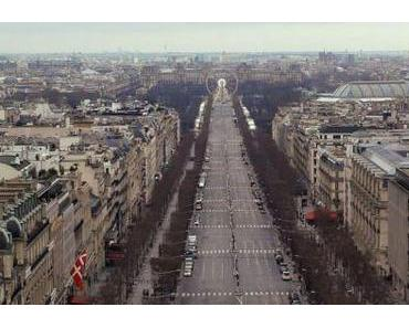 Nix los in Paris...