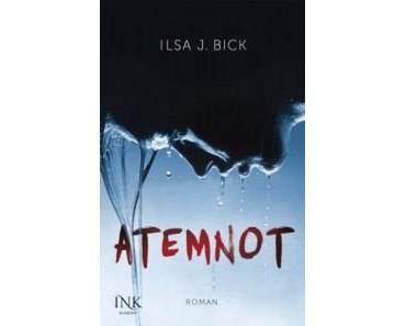 [Verlagswanderung] Aus Dünnes Eis wird Atemlos – Drowning Instinct von Ilsa J. Bick