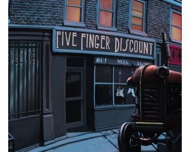 Soulstack - Five Finger Discount