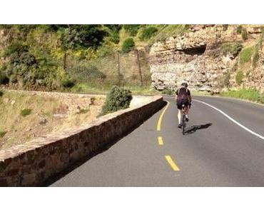 Rennradfahren in Kapstadt Südafrika