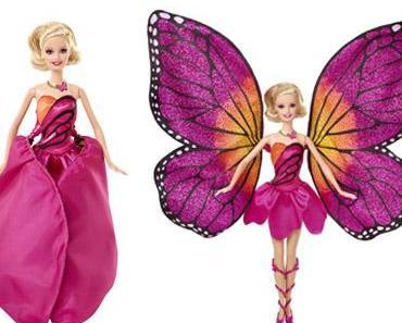 "Gewinne Barbie Mariposa inkl. DVD ""Barbie Mariposa und die Feenprinzessin"""