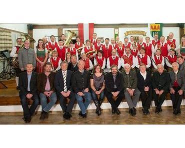 90 Jahre Musikverein Aschbach – Fotos