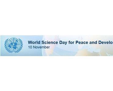 Welttag der Wissenschaft