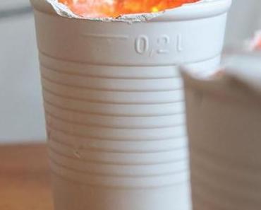 Copper-plaster-candle holder - ein DIY zum Wohlfühlen