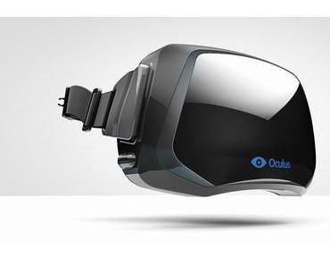 Oculus Rift: VR-Headset anscheinend nicht für PS4 und Xbox One