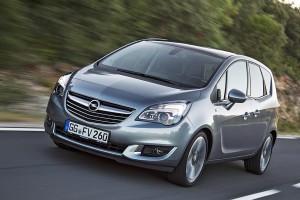 Opel: Neuerungen an Astra und Meriva