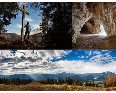 Hohlensteinhöhle – Bürgeralpe ab Mariazell Rundwanderung