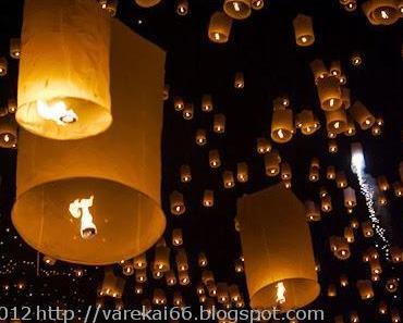 Loy Krathong – Das Lichterfest in Thailand